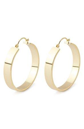 gorjana Jax Hoop Earrings | Nordstrom