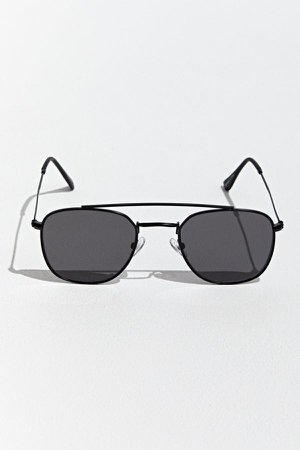 Icon Metal Navigator Sunglasses | Urban Outfitters