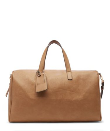 Sole Society Havyn Triple Zip Weekender   Sole Society Shoes, Bags and Accessories camel