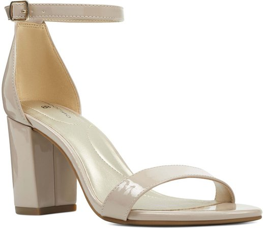Armory Ankle Strap Sandal