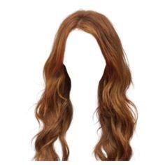 hair wig doll brown