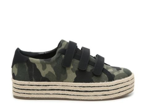 Mix No. 6 Leia Platform Espadrille Sneaker | Sole Society Shoes, Bags and Accessories green