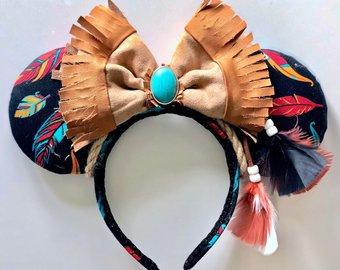 pocahontas headband disney - Cerca con Google