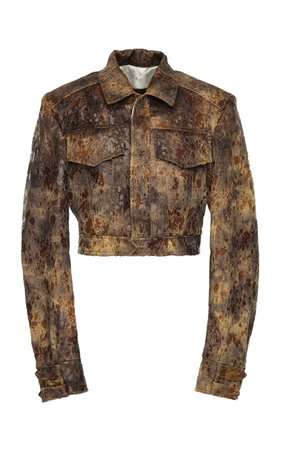 SITUATIONIST Classic Military Style Jacket