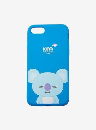 BT21 Koya Soft iPhone 7/8 Case