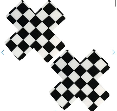checker patties