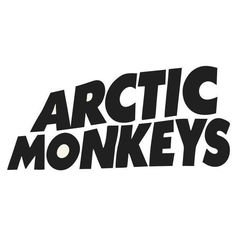 (3) Pinterest - Arctic Monkey logo Arctic Monkeys ❤ liked on Polyvore featuring fillers, text, words, quotes, essentials, doodles, backgrounds, sayi | Polyvore