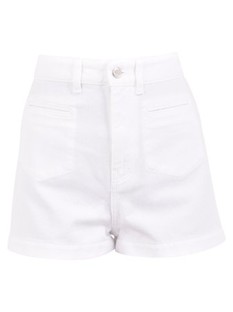 Moncler Denim Shorts