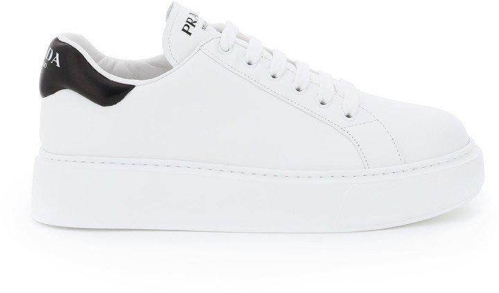 Logo Low Top Sneakers