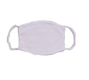 ASOS lilac face mask