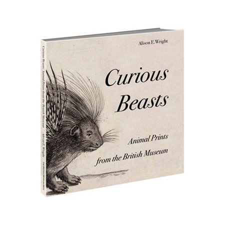 Curious Beasts: Animal Prints from the British Museum book