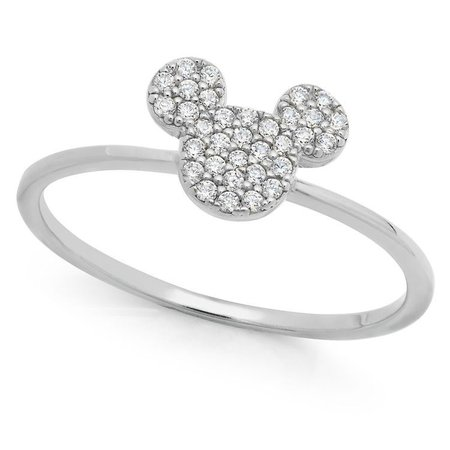 Disney Mickey Mouse Icon Ring