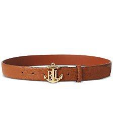 Lauren Ralph Lauren Nautical Rope Belt & Reviews - Handbags & Accessories - Macy's