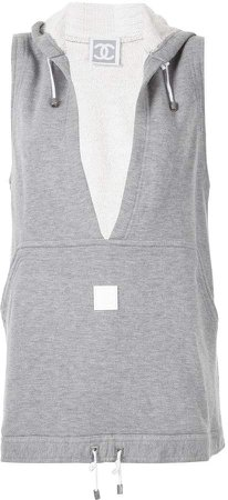 Pre-Owned Sport Line sleeveless vest top