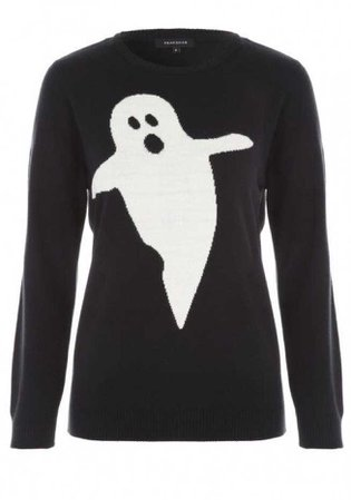 ghost sweater