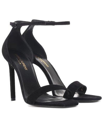 Amber 105 suede sandals