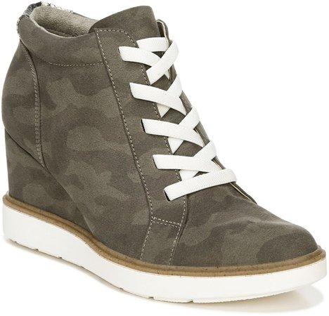 Jones Hidden Wedge Sneaker