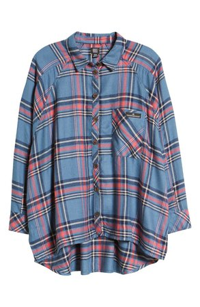 BDG Urban Outfitters Brendan Flannel Shirt   Nordstrom