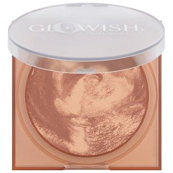 GloWish Soft Radiance Bronzing Powder - HUDA BEAUTY | Sephora