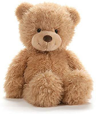 "Amazon.com: GUND Ginger Teddy Bear Stuffed Animal Plush, Beige, 15"": Toys & Games"