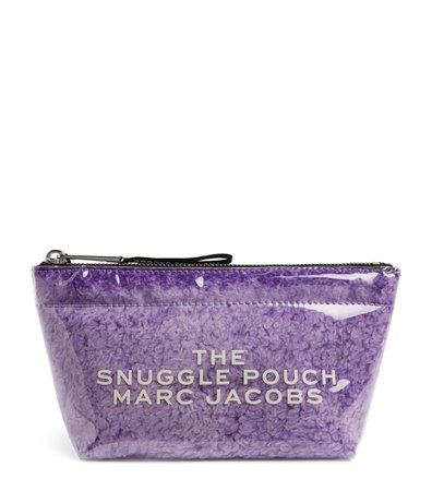 Marc Jacobs The Marc Jacobs The Snuggle Pouch Cosmetics Bag   Harrods.com