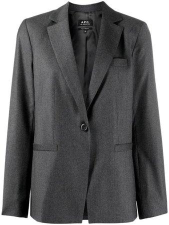 blazer jacket Farfetch