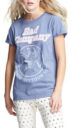 Bad Company Burnin' Sky Tour Graphic Tee