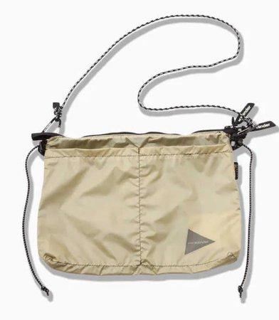 and wander sil bag