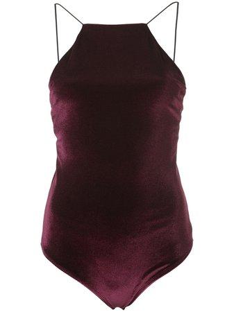 Alix halterneck bodysuit $210 - Buy SS19 Online - Fast Global Delivery, Price