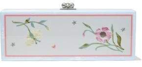 Flavia Jardin Acrylic Box Clutch