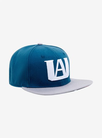 My Hero Academia U.A. Snapback Hat