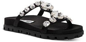 Women's Crystal Embellished Sandals