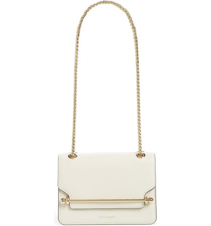 Strathberry Mini East/West Leather Crossbody Bag | Nordstrom