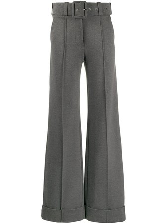 Victoria Victoria Beckham High-Waisted Wide-Leg Trousers | Farfetch.com