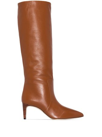 Paris Texas mid-calf 70mm Boots - Farfetch