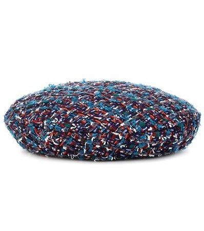 New Billy tweed beret
