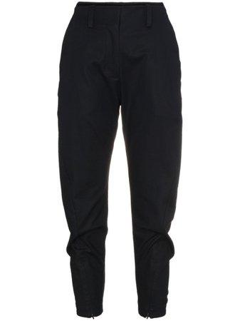 Nike Black High Waisted Track Pants