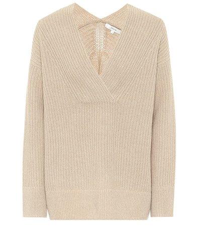 Vince, Wool-blend sweater