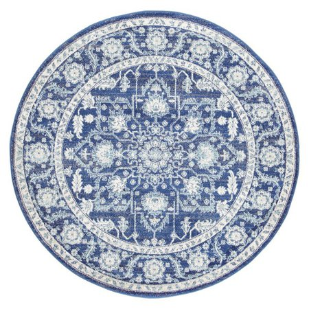 Reales Oriental Round Rug by Rug Culture   Zanui