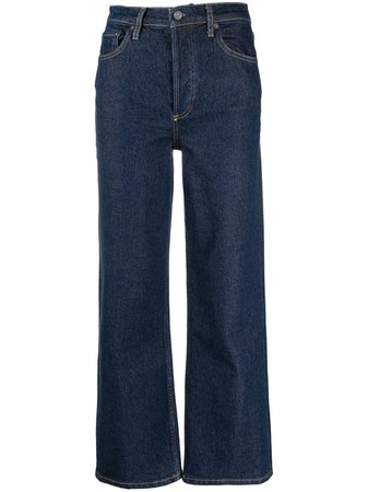 Boyish Jeans high-waist straight-leg Jeans - Farfetch