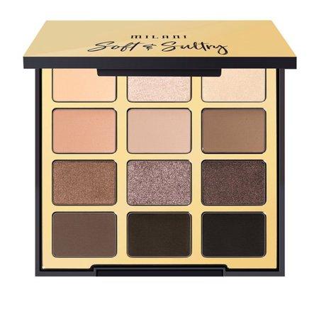 MILANI Soft & Sultry Eyeshadow Palette - Walmart.com - Walmart.com