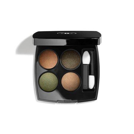 Les Quatre Ombres Chanel - 318 Blurry Green