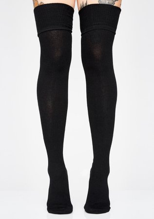 Killstar Zoey Long Socks | Dolls Kill
