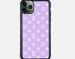 purple iphone 11 case lv - Google Search