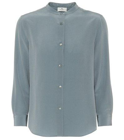 Etro, Silk blouse