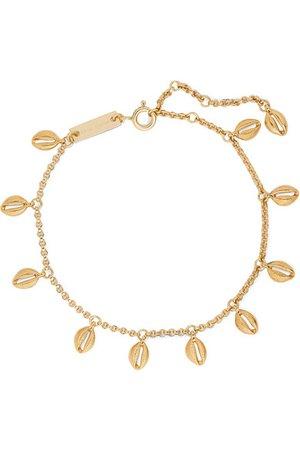 Isabel Marant | Gold-tone anklet | NET-A-PORTER.COM