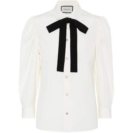 GUCCI Bow Blouse