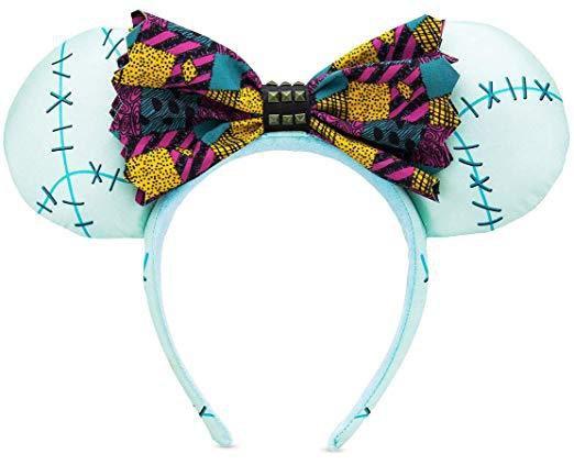 "Disney Parks Exclusive ""Nightmare Before Christmas"" Sally Ears Headban - Happily Shoppe"