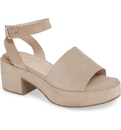 Seychelles Calming Influence Platform Sandal (Women)   Nordstrom