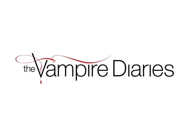 the vampire diaries logo 2